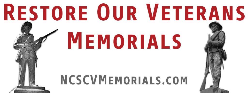 Restore Our Veterans Memorials